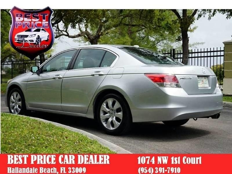 Honda Accord 2009 price $5,899