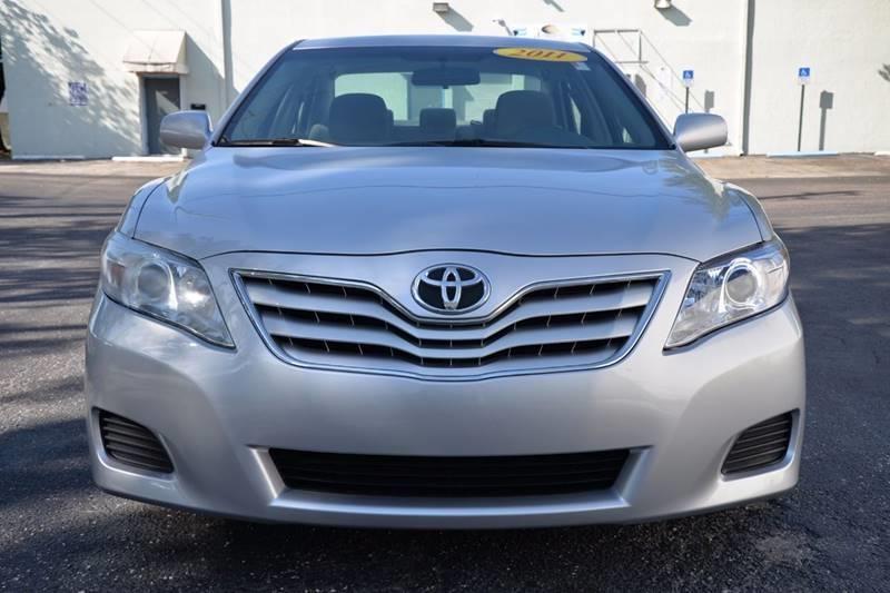 Toyota Camry 2011 price $5,899