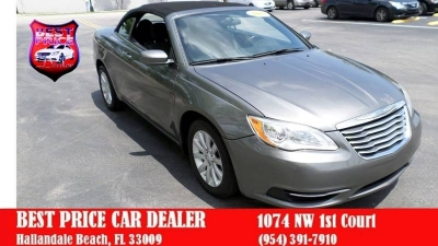 Chrysler 200 Convertible 2012
