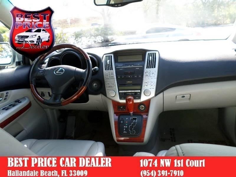Lexus RX 330 2004 price $6,999