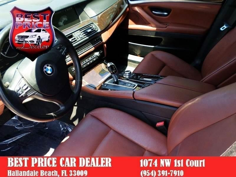 BMW 5 Series 2011 price $14,999