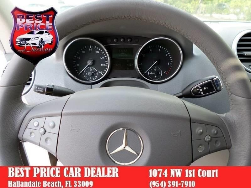 Mercedes-Benz M-Class 2007 price $7,499