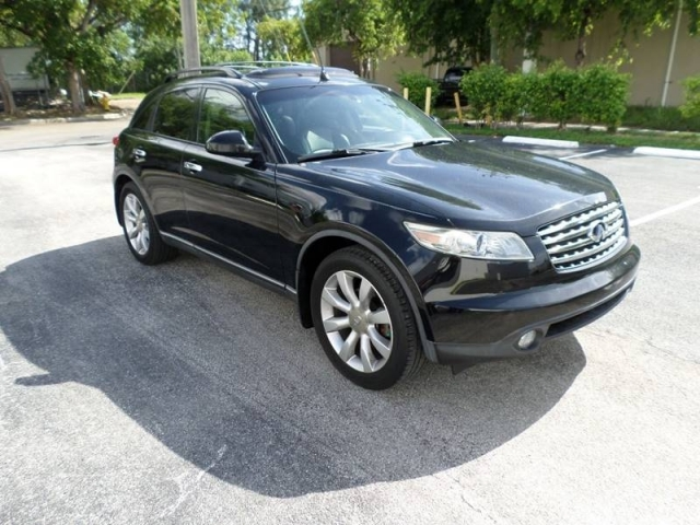 2004 Infiniti Fx35 Base Rwd 4dr Suv Best Price Car Dealer Auto