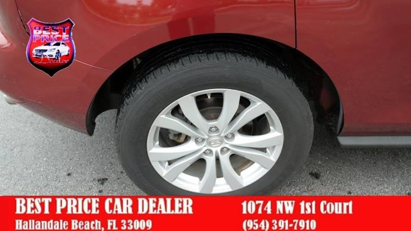 Mazda CX-7 2010 price $4,499