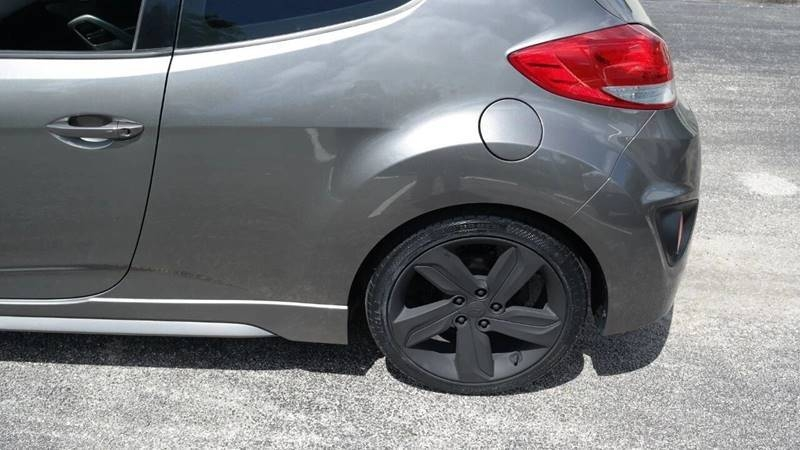 Hyundai Veloster Turbo 2014 price $9,499