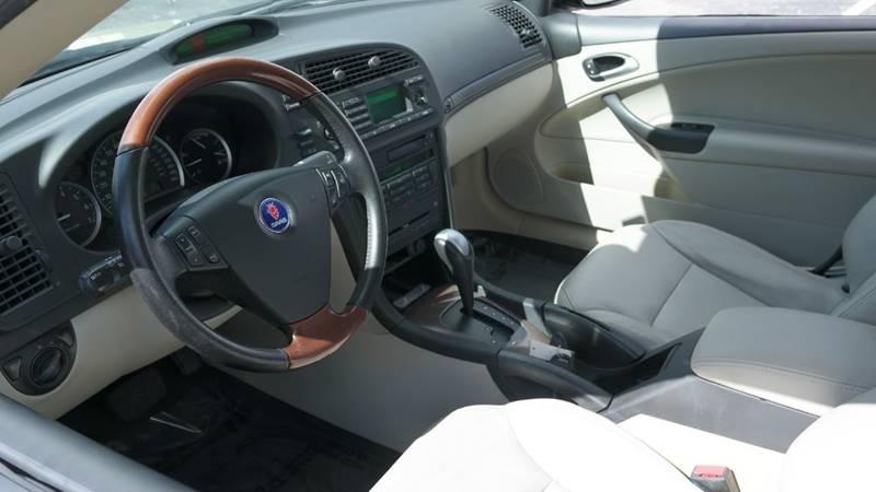 Saab 9-3 2005 price $4,499