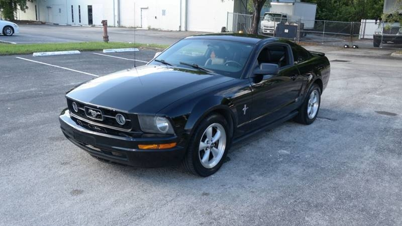 Ford Mustang 2008 price $5,999
