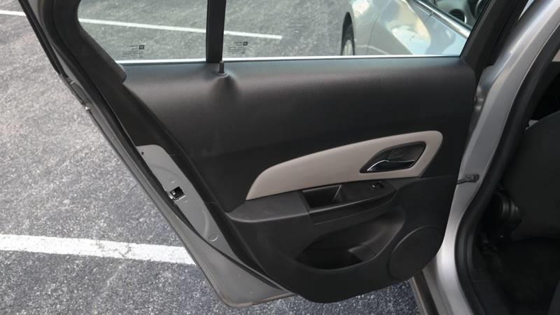 Chevrolet Cruze 2012 price $4,499
