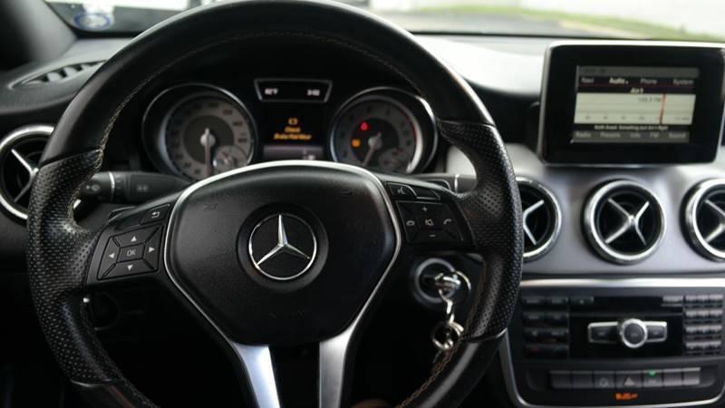 Mercedes-Benz CLA 2014 price $17,999