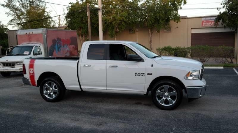 RAM Ram Pickup 1500 2016 price $17,999