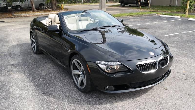 BMW 6 Series 2008 price $12,499