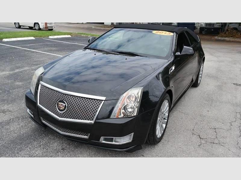 Cadillac CTS 2013 price $11,999