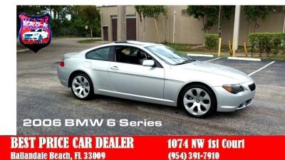 BMW 6 Series 2006
