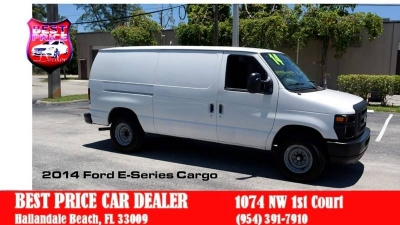 Ford E-Series Cargo 2014