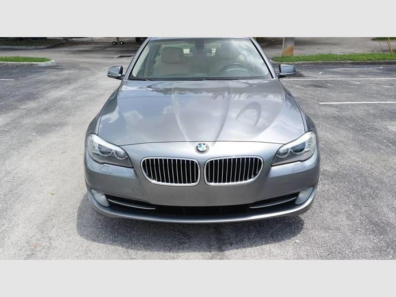 BMW 5 Series 2013 price $11,499