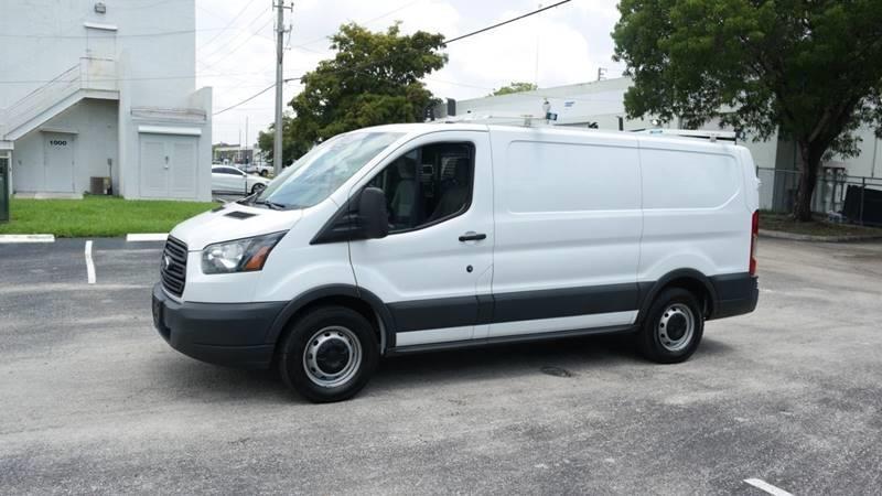 Ford Transit Cargo 2016 price $16,999