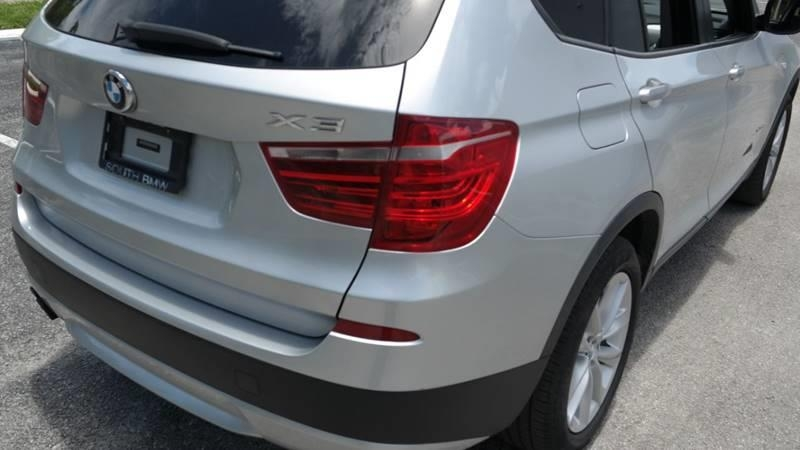 BMW X3 2013 price $10,999