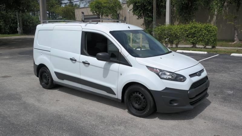 Ford Transit Connect Cargo 2017 price $13,999