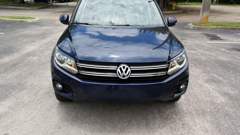 Volkswagen Tiguan 2012 price $5,999