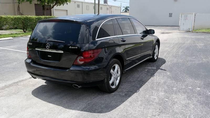 Mercedes-Benz R-Class 2007 price $6,999