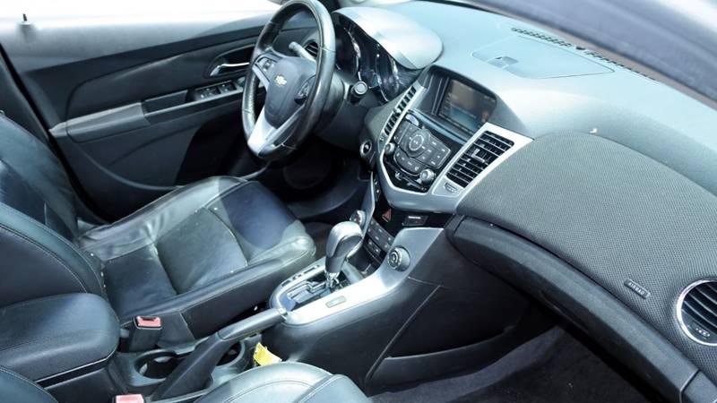 Chevrolet Cruze 2013 price $6,499