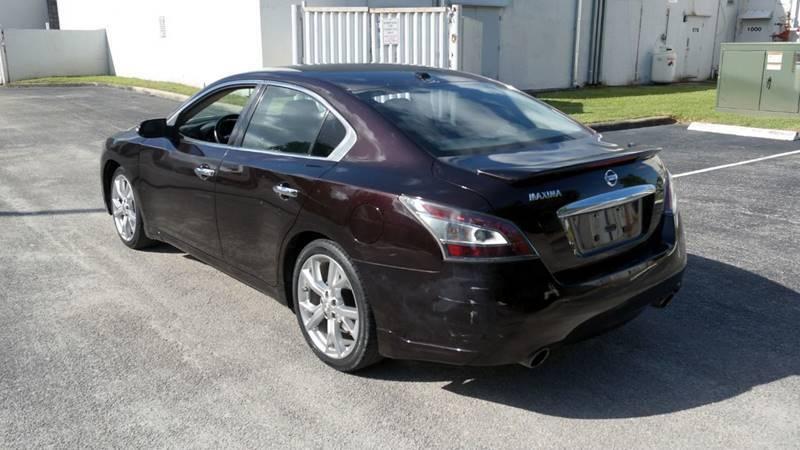 Nissan Maxima 2012 price $6,499