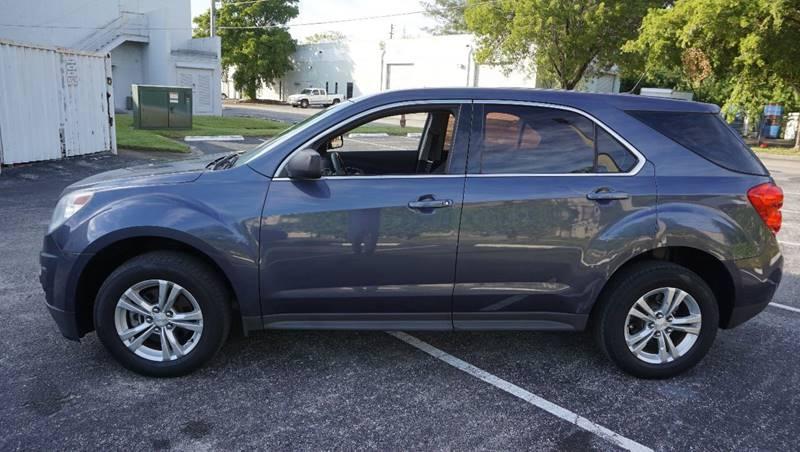 Chevrolet Equinox 2013 price $8,999