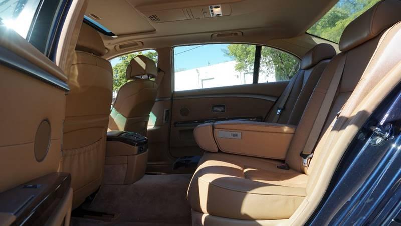 BMW 7 Series 2008 price $7,499