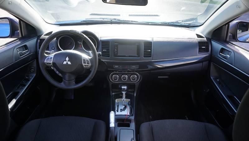 Mitsubishi Lancer 2012 price $7,999