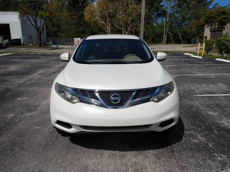 Nissan Murano 2012 price $5,999