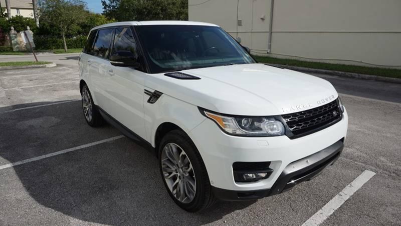 Land Rover Range Rover Sport 2014 price $29,999