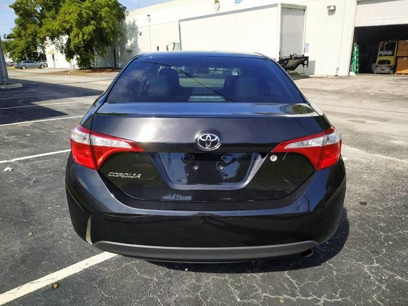 Toyota Corolla 2016 price $8,499