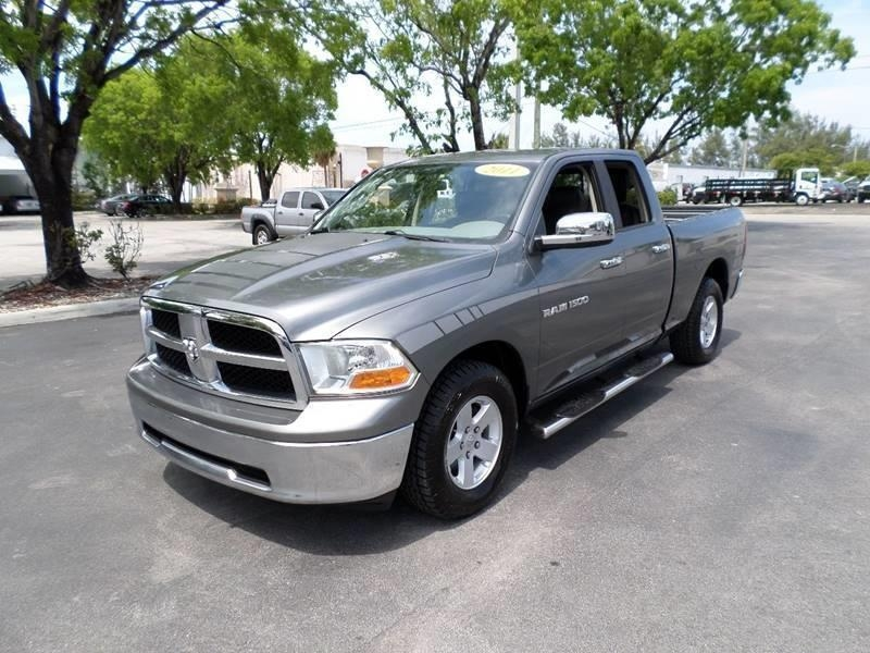 RAM Ram Pickup 1500 2011 price $9,499
