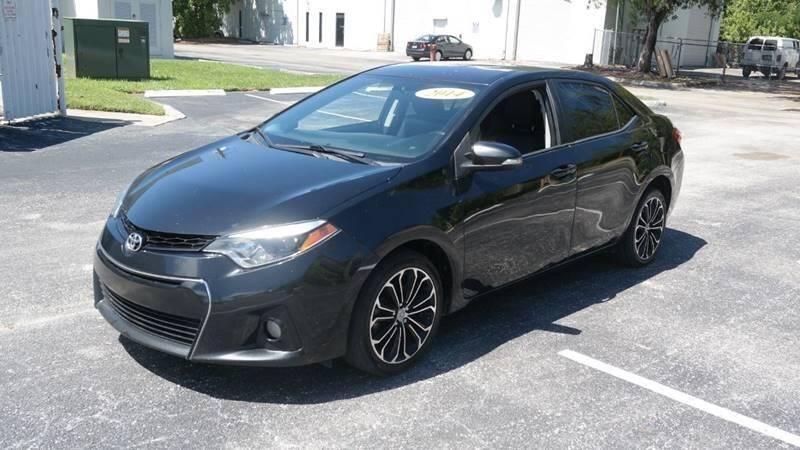 Toyota Corolla 2014 price $6,999