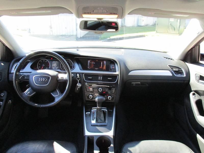 Audi A4 2013 price $8,999