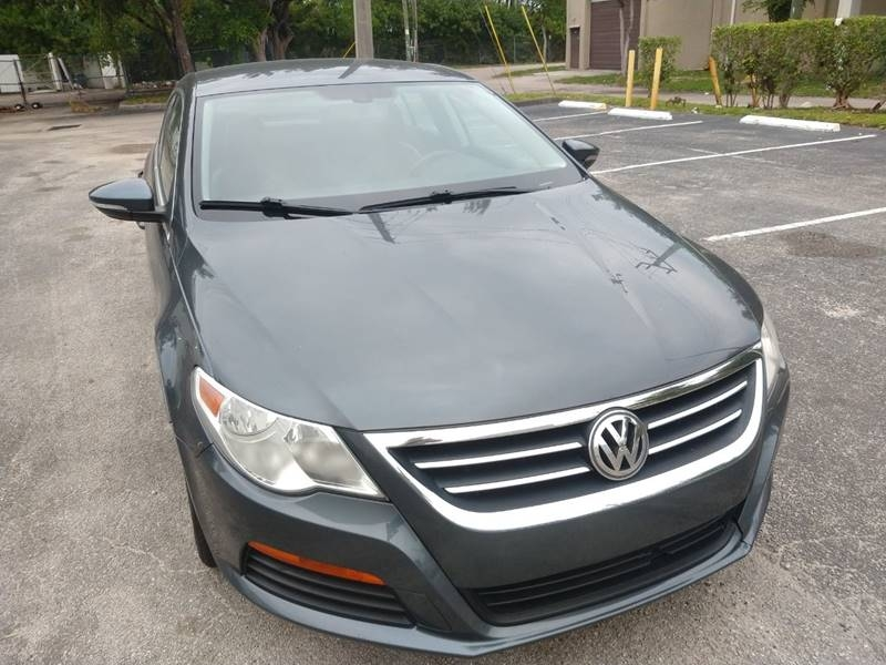Volkswagen CC 2012 price $6,499