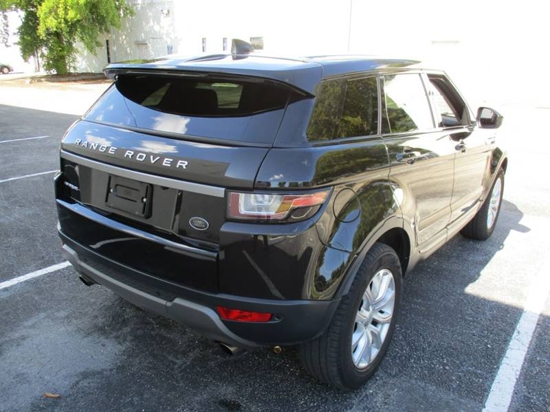 Land Rover Range Rover Evoque 2017 price $25,999