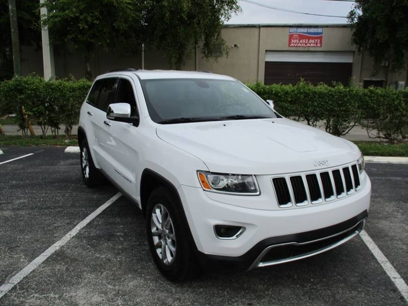 Jeep Grand Cherokee 2014 price $14,999