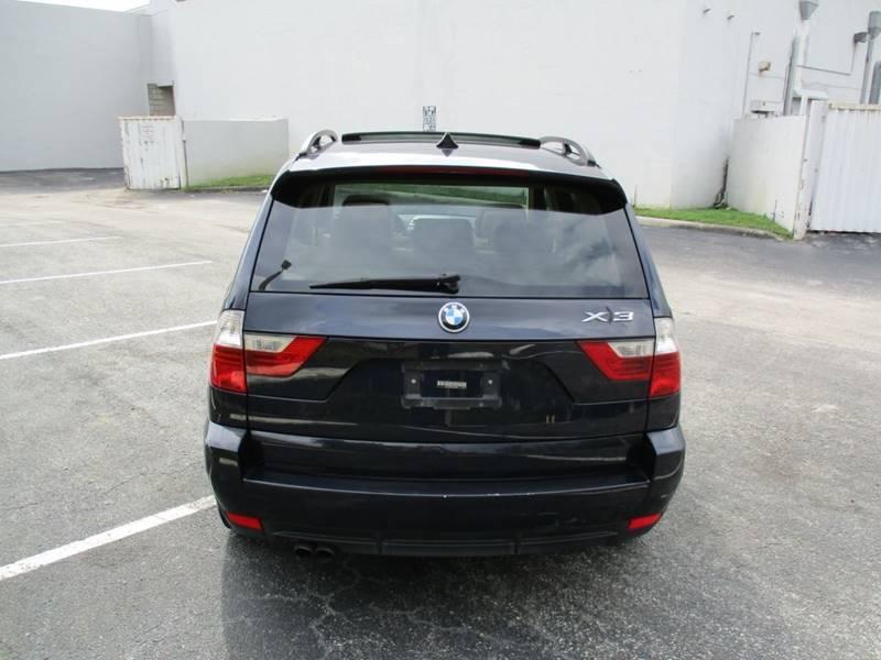 BMW X3 2008 price $5,999