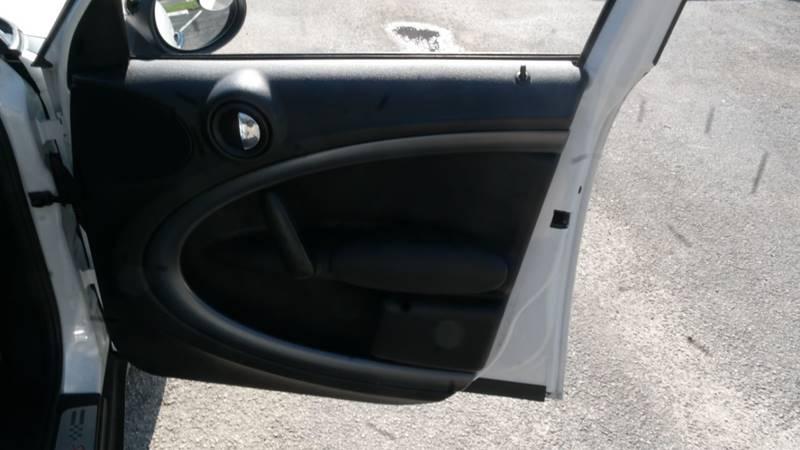 MINI Cooper Countryman 2012 price $8,499
