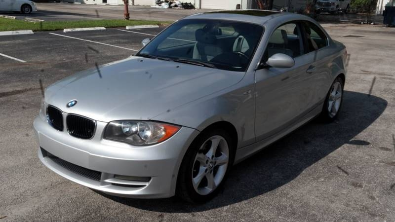 BMW 1 Series 2008 price $7,499