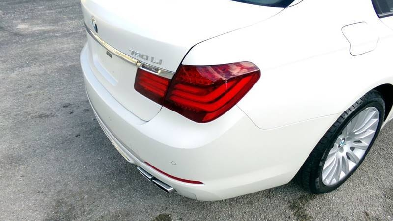 BMW 7 Series 2014 price $32,500