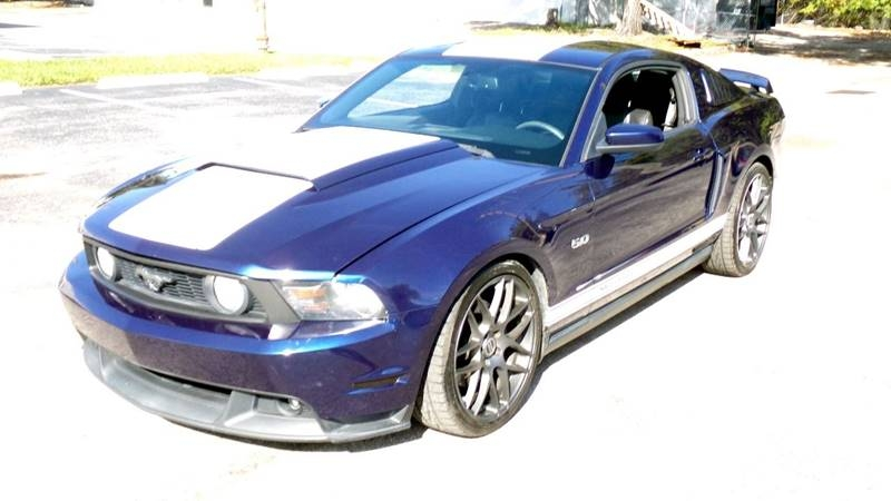 Ford Mustang 2012 price $14,499