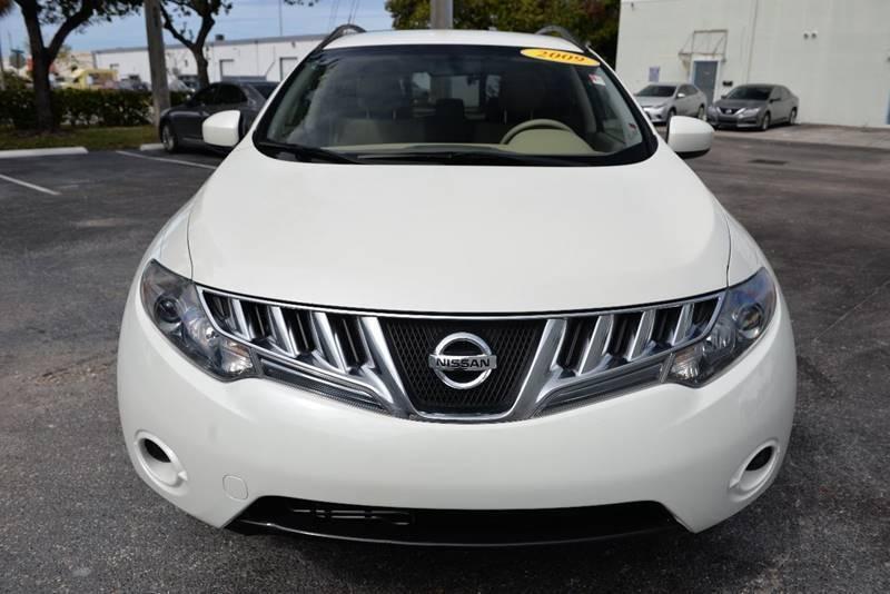 Nissan Murano 2009 price $4,999