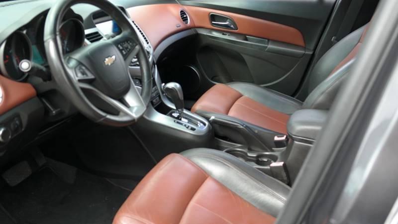 Chevrolet Cruze 2011 price $3,499