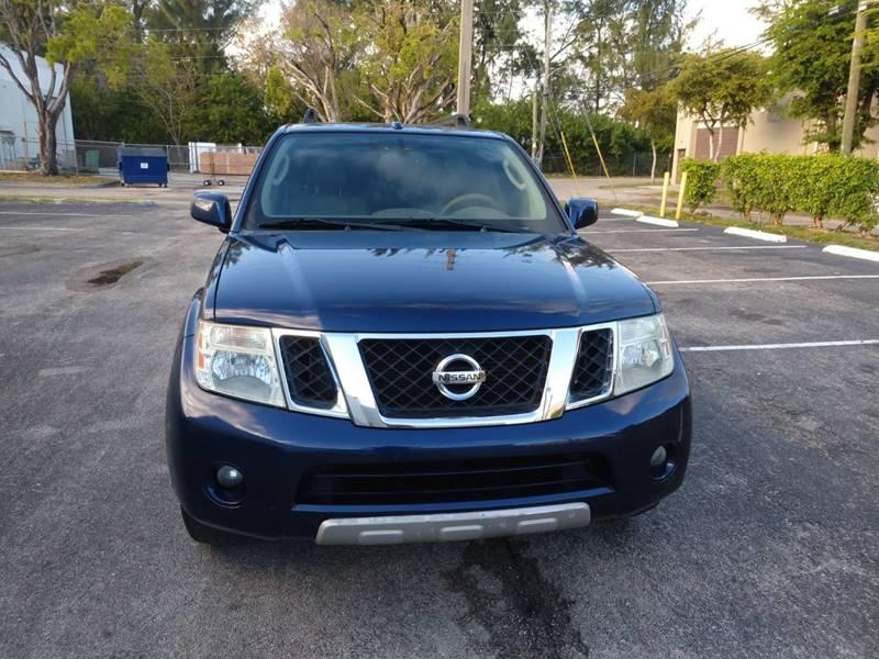 Nissan Pathfinder 2010 price $5,999