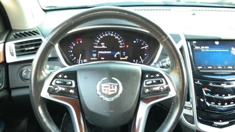 Cadillac SRX 2014 price $12,999