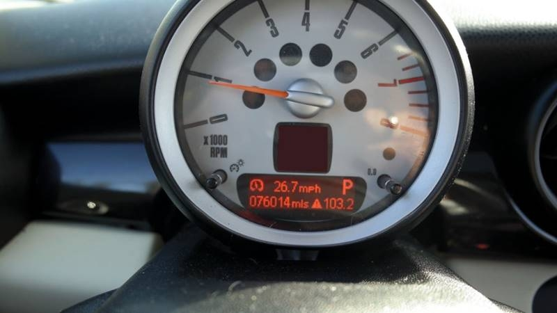 MINI Cooper 2010 price $7,999