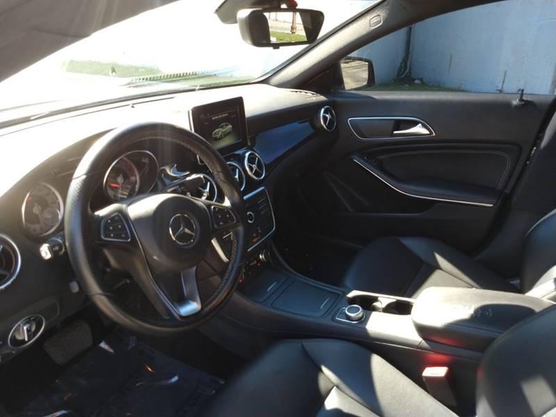 Mercedes-Benz CLA 2015 price $21,999
