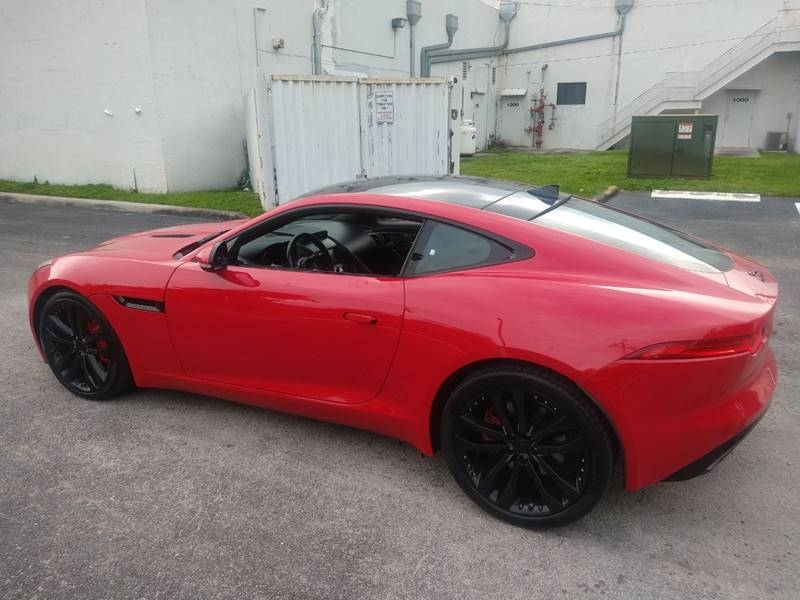 Jaguar F-TYPE 2016 price $35,999